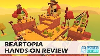 Beary Good! Beartopia for Daydream VR Hands-On Review