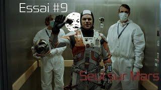 Essai #9 - Seul Sur Mars (2015)