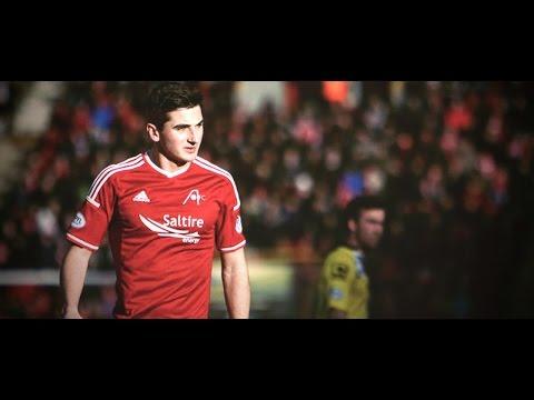 Kenny McLean | Aberdeen FC | Goals, Skills & Assists 2014/15 | HD