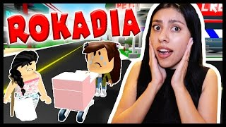 WE HAD AN ACCIDENT! - Welcome to Rokadia - Roblox