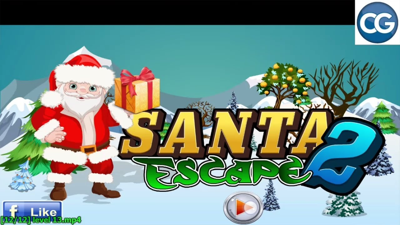 Christmas-gifts-santa-escape walkthrough game