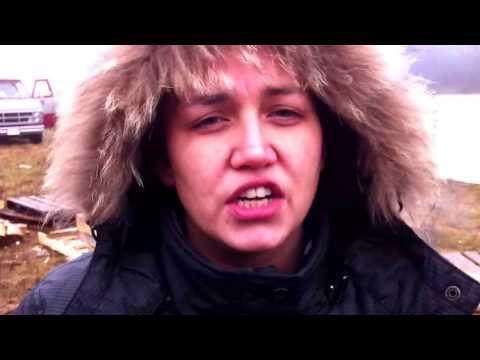 Suzanne Patles speaks from Elsipogtog Anti-Fracking Blockade