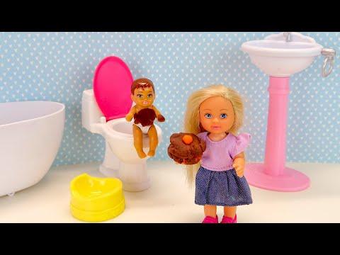 Испортил Конкурсный Торт  Что из Этого Вышло? Мультик Барби Куклы Игрушки Для девочек IkuklaTV