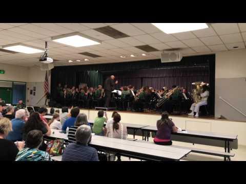 Beardsley Junior High School Band- 78th Annual Beardsley Spring Band Concert 5/22/17