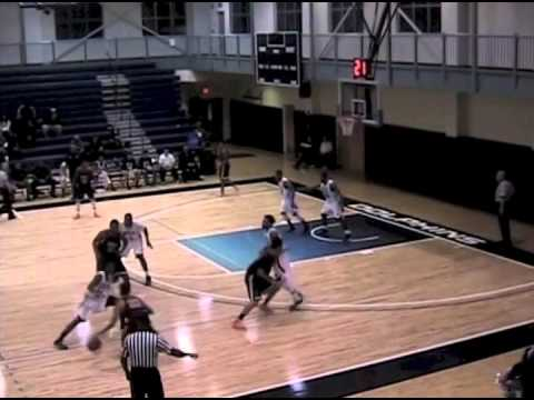 Wallace State Basketball at Brunswick Community College-Highlights (12.18.14)