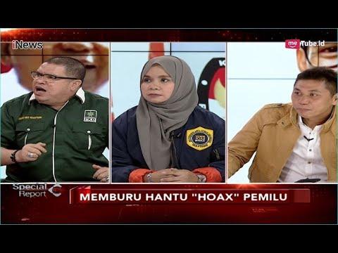 Andi Arief Kembali Dituding Berulah, Razman Arif Justru Pertanyakan Sikap SBY - Special Report 03/01