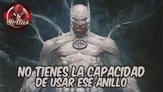 7 Momentos de Batman utiliza el poder de los Green Lantern