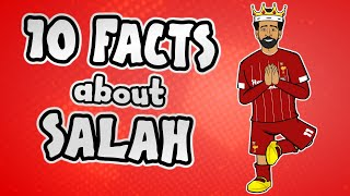 10 facts about Mo Salah you NEED to know!