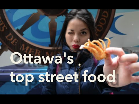 Best STREET FOOD in Ottawa | Part 1 | Mtlfoodsnob