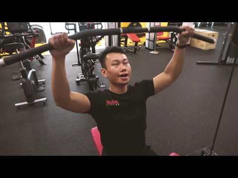 Lat Pulldowns Tutorial for Beginners   Believe Fitness Kuala Lumpur Gym thumbnail