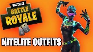 Fortnite NiteLite | Outfit - Fortnite Skin