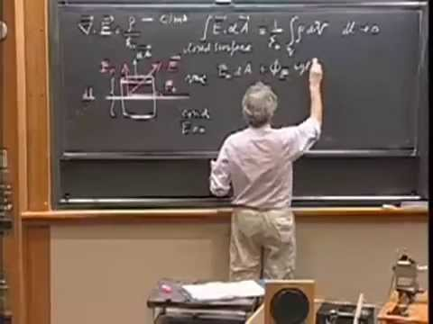 Lec 16: Interactions of EM Waves with Perfect Conductors | 8.03 Vibrations and Waves (Walter Lewin)