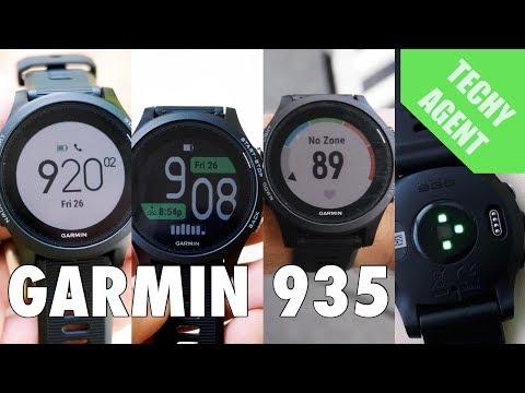 Garmin Forerunner 935 - Hands On REVIEW
