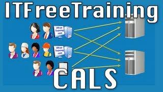Client Access Licenses (CALs) in Windows Server 2012