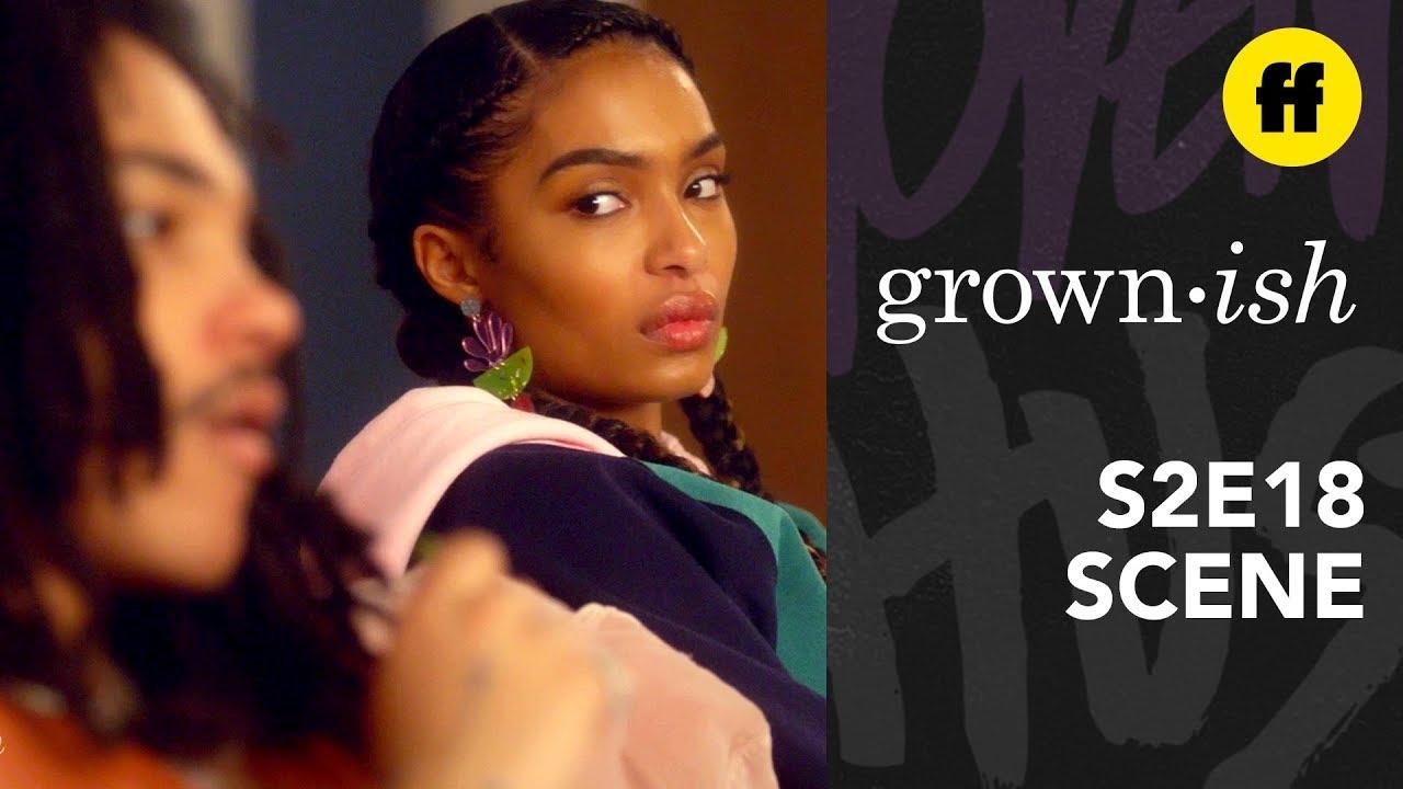 Download grown-ish Season 2, Episode 18   Zoey Stops Compromising For Luca   Freeform
