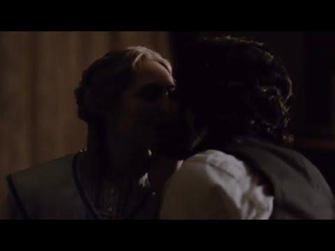 Download Chris Wood kiss scene in Mercy Street (S2E2) Part 3