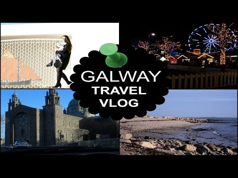Irish Adventures | Galway Travel Vlog #1 | Eimear McElheron