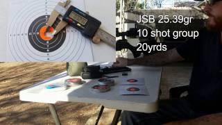 FX Streamline 25 accuracy testing...