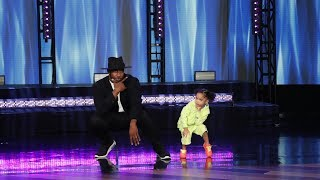 tWitch & Kid Dancer ZaZa Take the Stage - Exclusive