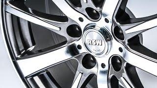Alu kola RSW model 3120 | AluaPneu.cz