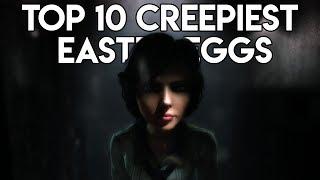 Top 10 Creepiest Easter Eggs In Video Games