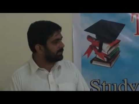 Syed Abdul Rasheed - Study Aid Foundation for Excellence - Training Workshop 1/2