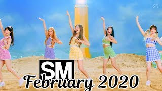 Gambar cover [TOP 100] Most Viewed SM Kpop MVs [February 2020]
