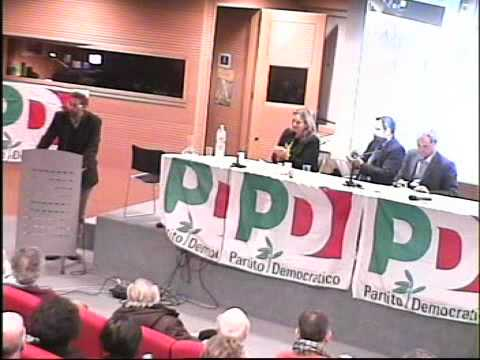 Convention Laura Puppato 09-01-10 - Presidente del...