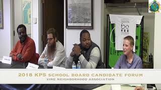 Question 7 KPS School Board Forum