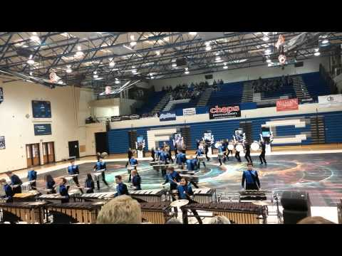 Fishers High School Winter Percussion 2015