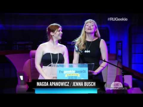 The Geekie Awards 2013: COLONUS Wins