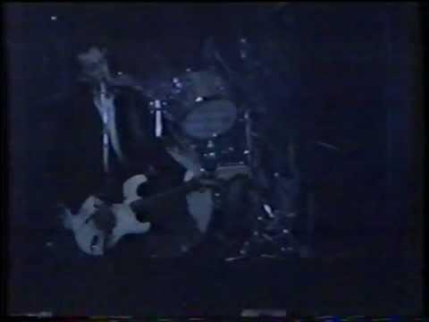 The Bolshoi - TV Man + Sunday Morning + Away (Argentina 1987)