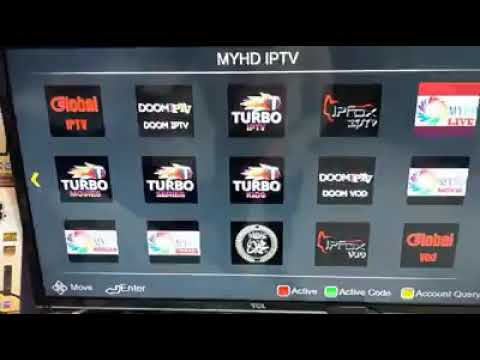 Spider IPTV receiver with 36 months subscription