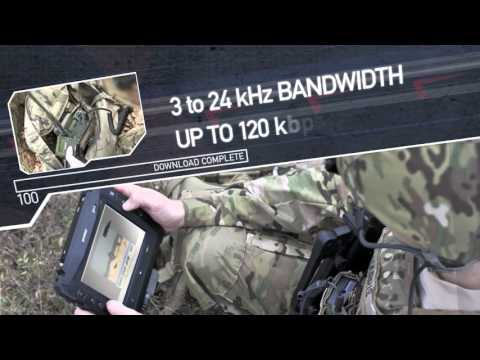 Harris Falcon III® RF-7800H-MP Wideband HF/VHF Tactical Radio System