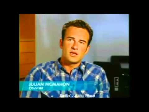Charmed - Julian McMahon On Revealed