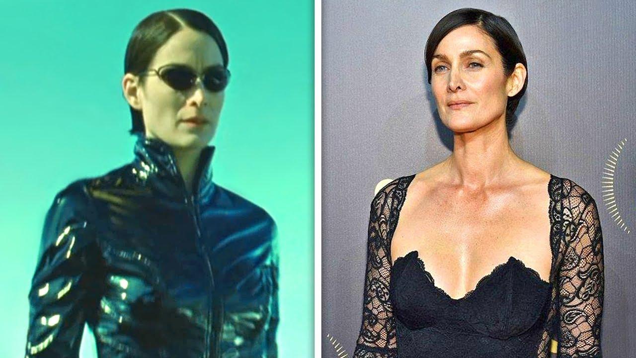 Ето как изглеждат актьорите от Матрицата сега!