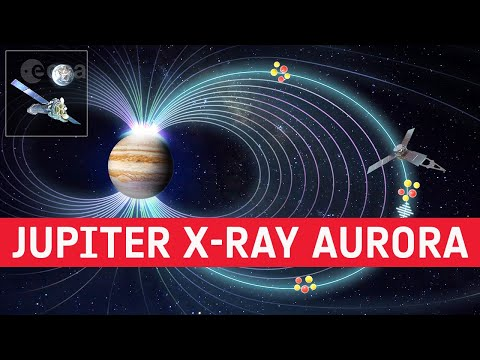 Jupiter's mysterious X-ray auroras explained