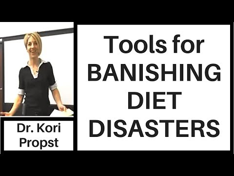 TheDietDoc-Tools for Banishing Diet Disasters-Kori Propst