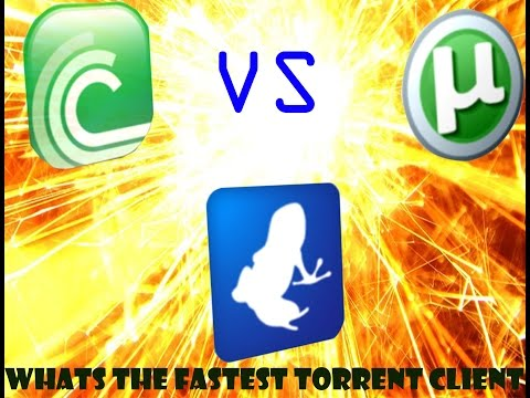 What Torrent client is the fastest