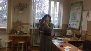 Открытый урок по технологии 13.12.2017