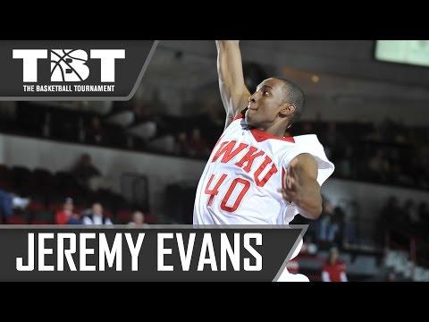 2012 NBA Dunk Contest Champion Jeremy Evans Joins TBT