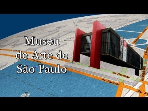 Conhecendo Museus - Série l - Museu de Arte de São Paulo