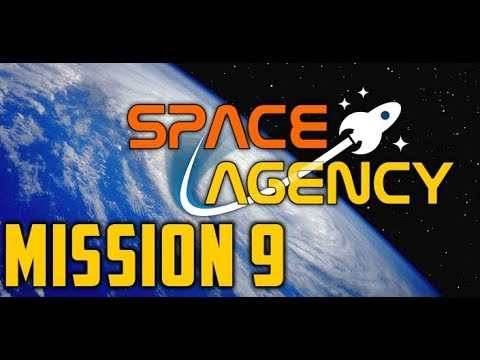 Space Agency Mission 9 Gold Award