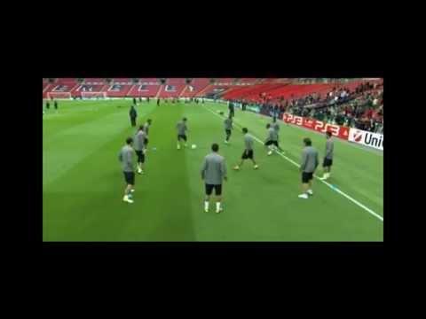 Ronaldinho Juan Mata and Barcelona team...