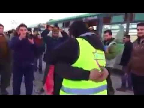 Halepli kardeşlerimizle buluşma anı