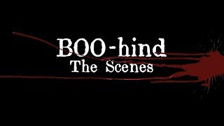 "Short Horror Film ""BOO"" - Behind the Scenes"