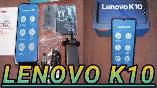 Lenovo K10 Unboxing short review