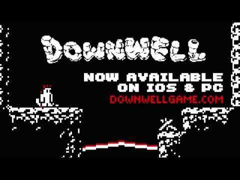 Downwell - Launch Trailer [iOS and PC]