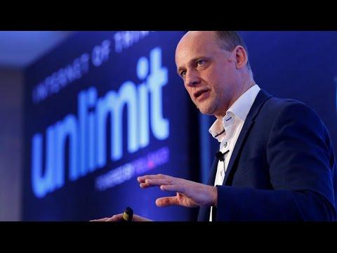 Jürgen Hase - RELIANCE - IoT World Forum 2016