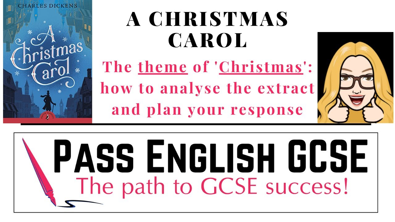 How to plan an essay for 'A Christmas Carol' on the theme of Christmas - English Literature AQA ...
